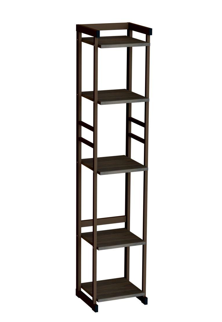 chevet colonne 5 tablettes yun hebergement collectif rodet. Black Bedroom Furniture Sets. Home Design Ideas