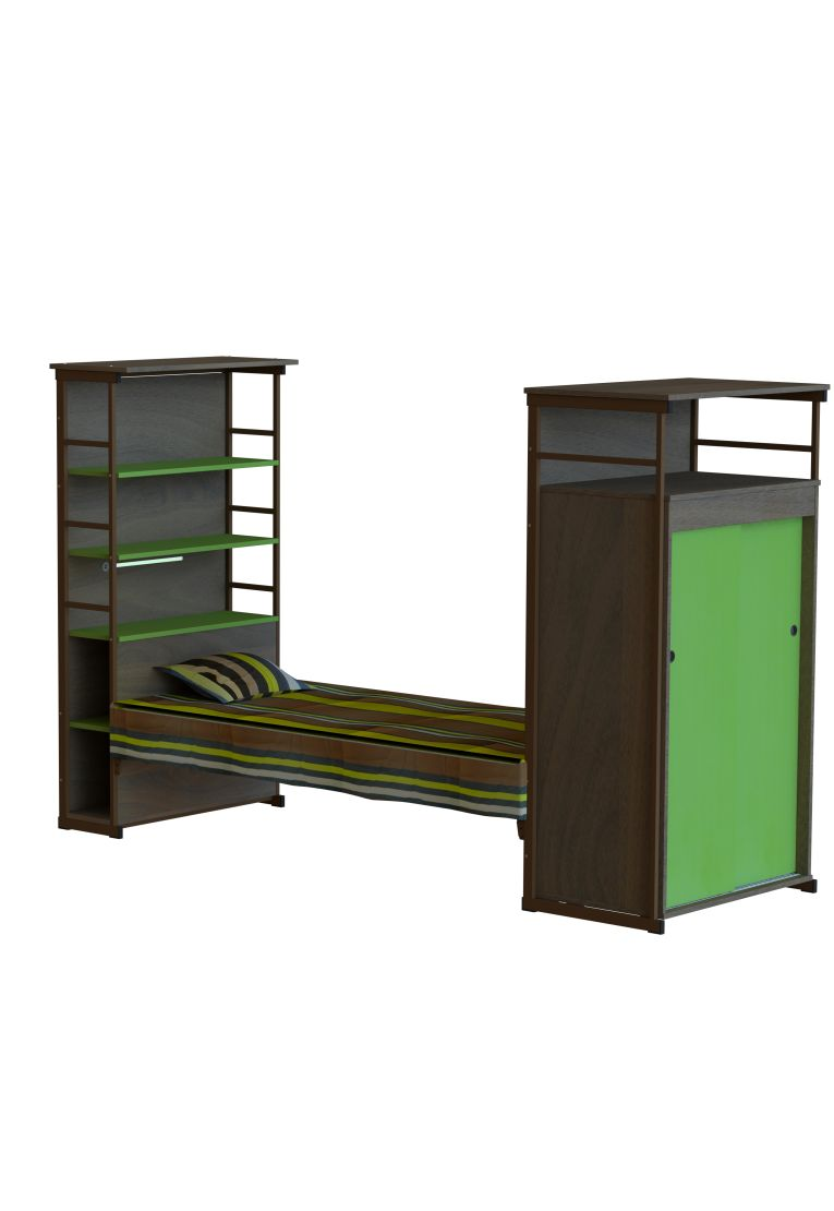 rangement bibliotheque tete de lit yun. Black Bedroom Furniture Sets. Home Design Ideas